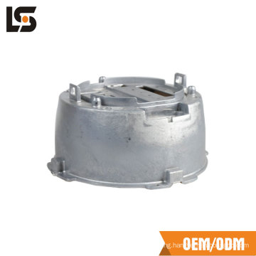 aluminum alloy die casting reached to requirement ISO 9001 Certified
