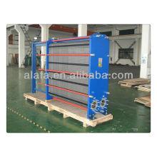 Plattenwärmetauscher für JQ10B Modell, hohe Wärmeübertragung Effizienz, Anzug große Durchflussmenge, Wärmetauscher Herstellung