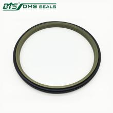 hydraulic ram wiper seal material for pu