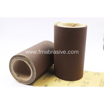 Calcined Aluminum Oxide J-wt Cloth Matel Grinding Abrasive Cloth