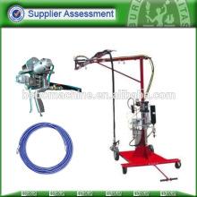 High quality concrete fiber resin spray machine
