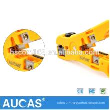 Fabricant Ordinateur Alimentateur Câble Outil / Échelle de câble réseau / Câble ABS