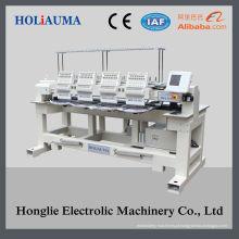 Holiauma 4 cabeça Cap / Tubular máquina do bordado