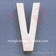 Acessórios Decorativos para Carteira de Letra V (O34-672A-V)