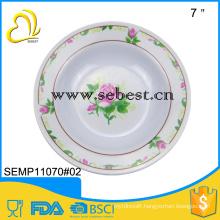 Melamine Breakfast Plates