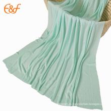 Изготовленный На Заказ Трикотажные Диван Охлаждения Крышки Домашнего Тонкое Одеяло