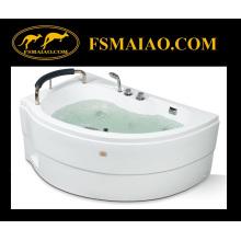 Good Design Special-Shape Jacuzzi Acrylic Bathtub (MG-406)