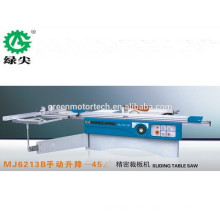 High-precision Easy operation sliding table saw/wood working sliding table saw