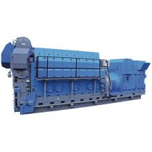 1MW 1MW 3MW 4MW 5MW 6MW 7MW 10MW Hfo Heavy Fuel Oil Hfo Generator Set Power Plant with Lloyd Register Lrqa of Cssc / Man
