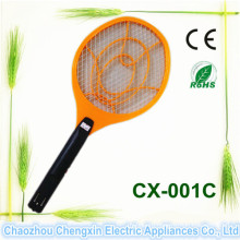 Camping with Rechargeable Electronic Mosquito Killer Racket