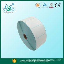 Direct thermal label, adhesive stickers , die cut packaging label rolls