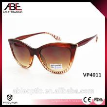 Fabricants de lunettes de soleil de mode de premier ordre