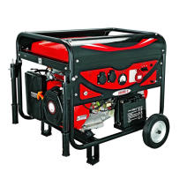 gasoline 750kva wood gas generator 5kw