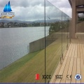 Australia Standard 12mm Clear Toughened Safety Fence Glass