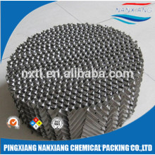 CY,BX Metal wire gauze packing,Metal Wire Gauze Structure Packing