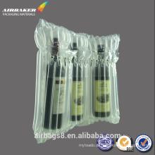 Rot Wein aufblasbare Verpackungen Air Bag Beutel Kissen schützende stoßfest