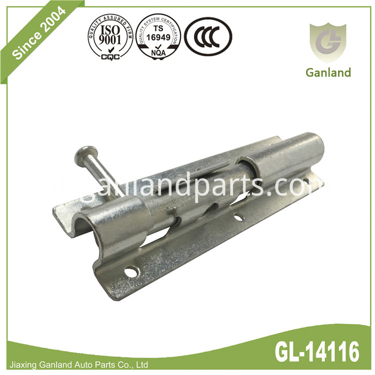 Horizontal Barrel Bolt GL-14116