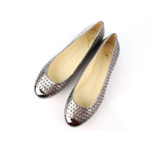 2016 New Fashion Ladies Studded Flat Shoes (Hcy02-069)