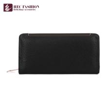 Carteira Multi-Functional do suporte do passaporte do curso das bolsas longas de HEC para a fêmea