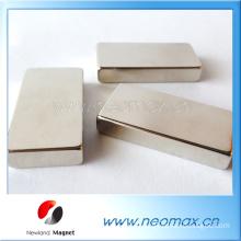 Permanent Natural N35 Block Ndfeb Magnet For Sale