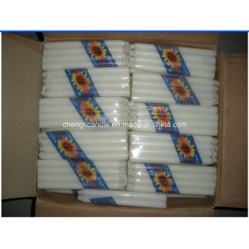 Cheap White Candle with Long Burning Time