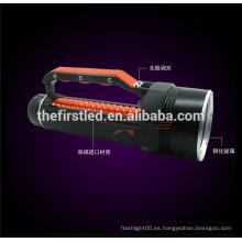 Buceo Profesional Hasta 100m de profundidad 3500Lm 4x Cree xml t6 llevó la antorcha de luz de buceo con 2 * 26650 Recharge Battery