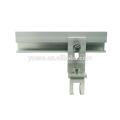 High-quality Solar Panel Mounting Rack System Klip Lok Solar Clamp
