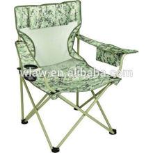 Piquenique cadeira tailgating com cooler e titular e travesseiro potável