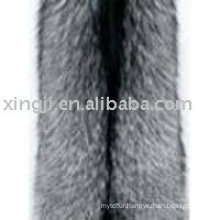 China Supplier Top Quality Silver Fox Skin