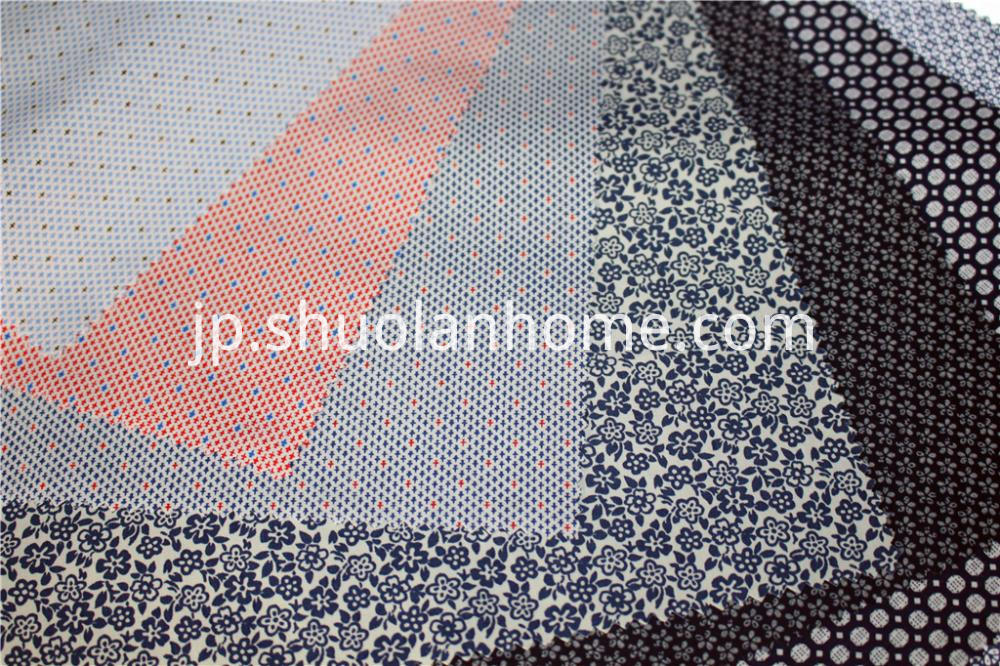 Tc Woven Shirting Fabric
