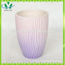 YSb40014-01-th Vente chaude yongsheng support de salle de bains en céramique porte-brosse à dents