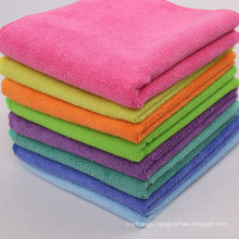 Wholesale super soft microfiber car care and cleaning towel cloth
