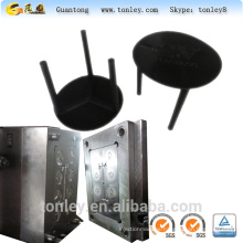 Pizza box of a tripod Pizza bracket \support plastic injection mould