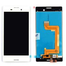 Piezas de teléfono móvil para Sony Xperia M4 Aqua Blanco Reemplazo de pantalla LCD