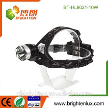 Cheap Wholesale Best Aluminium 2 * 18650 3 mode phare High Power cree XML t6 phare