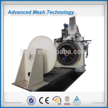 Robot automatic stainless steel welded wire wedge screen machine