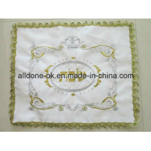 Fertigung Fabriklieferant Kundenspezifische jüdische Silk gestickte Challah Abdeckung
