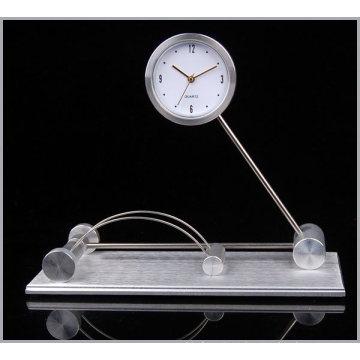 Отель подарок часы алюминий (DZ33)