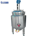 China supplier stainless steel 1000L chemical mixing tank