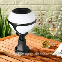 Haute lumière CE globulaire solaire jardin léger pour portail de jardin lighting(JR-2012)
