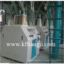 Máquina de molienda de harina de trigo / maíz, Fresadora de harina