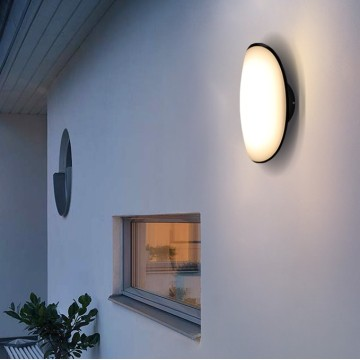 Aplique de pared led lámpara de pared decorativa moderna