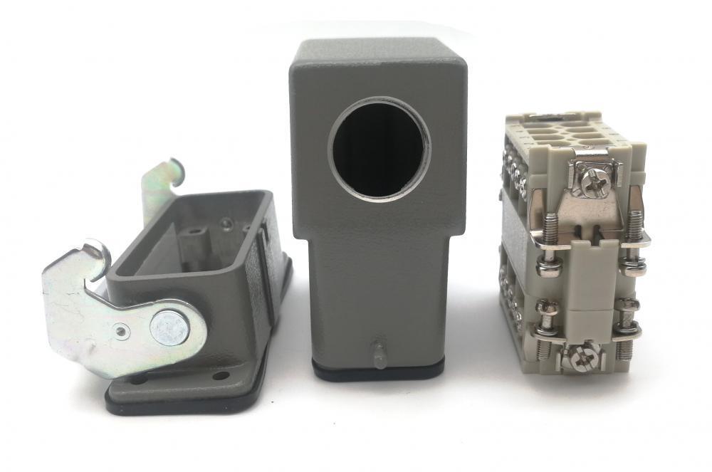 heavy duty industrial plug