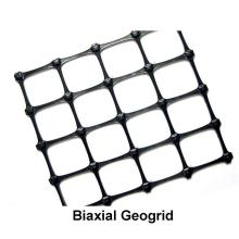 Extraded PP Biaxial Geogrid