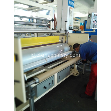1.5M Updated Stretch Film Plant