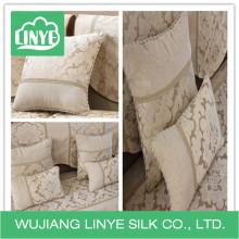 Chenille material sofá almofadas