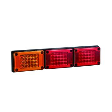 ADR LED Jumbo Truck Combination Rear Tail Lâmpadas