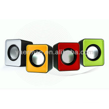 $ 1-2 mini altavoz, 2.0 mini altavoz barato