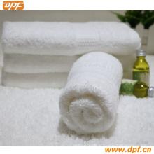 Toalha 100% branca de alta qualidade (DPF5232)
