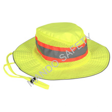 High Visibility Hat for Work Safety